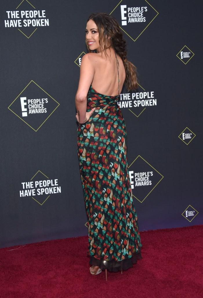 Kristen Doute Body-Shamed Over People's Choice Awards Dress