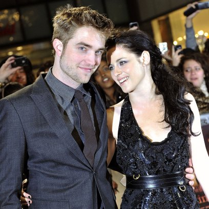 Kristen Stewart Gushes Over First Love Robert Pattinson