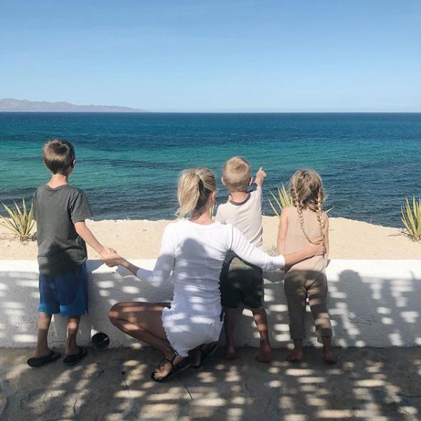 Kristin Cavallari and Kids