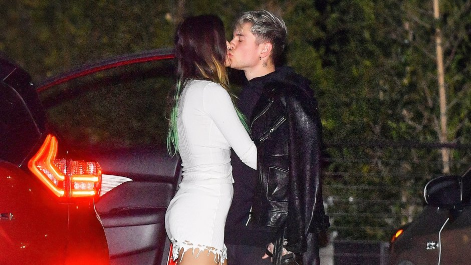 Bella Thorne and Boyfriend Benjamin Mascolo Relationship Pack on PDA During Date Night