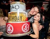 Modern Family Ariel Winter Celebrates Costar Nolan Gould 21st Birthday TAO