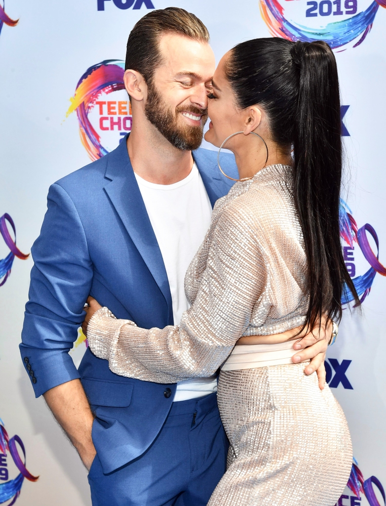 Nikki Bella Is All For Boyfriend Artem Chigvintsev Popping the Question