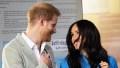 Prince Harry Meghan Markle Couple Goals