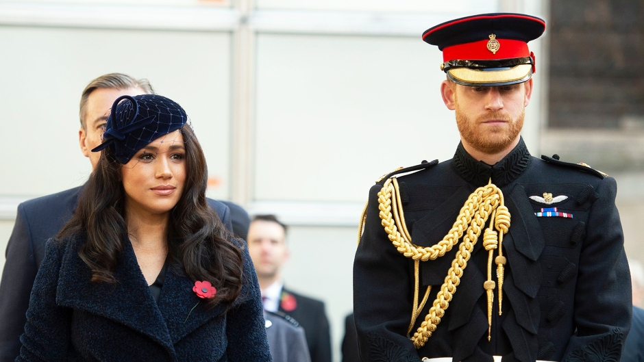 Prince Harry Meghan Surprise Military Fans Update Archie