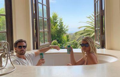 Scott Disick and Sofia Richie's Steamiest Instagram Exchanges