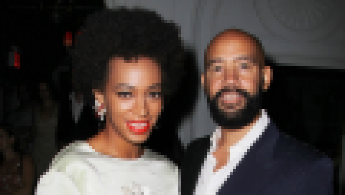 Solange Knowles Alan Ferguson Split