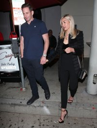 Tarek El Moussa and Girlfriend Heather Rae Young Can't Keep Their Hands Off Each Other-05