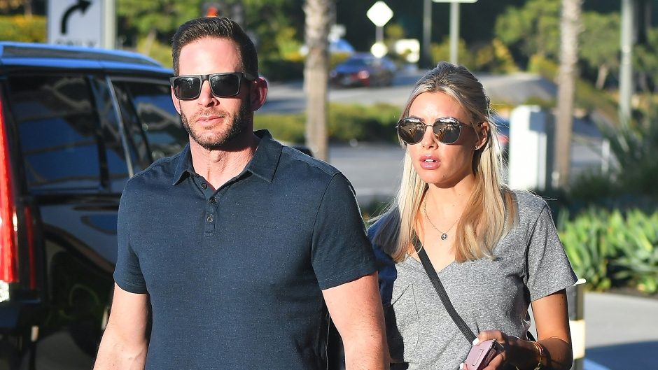 Tarek El Moussa and Heather Rae Young Pack on the PDA While Shopping