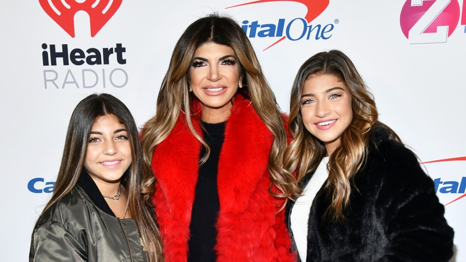 Teresa Giudice Kids Can't Get Plastic Surgery Before 21