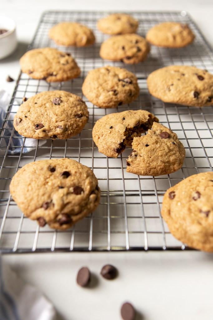 Top Chef Nilou Motame Cookie Recipe