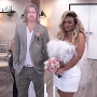 Trisha Paytas Married Brad Pitt Candle Lit Ceremony
