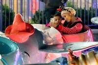 Cardi B and Kulture Go to Disneyland