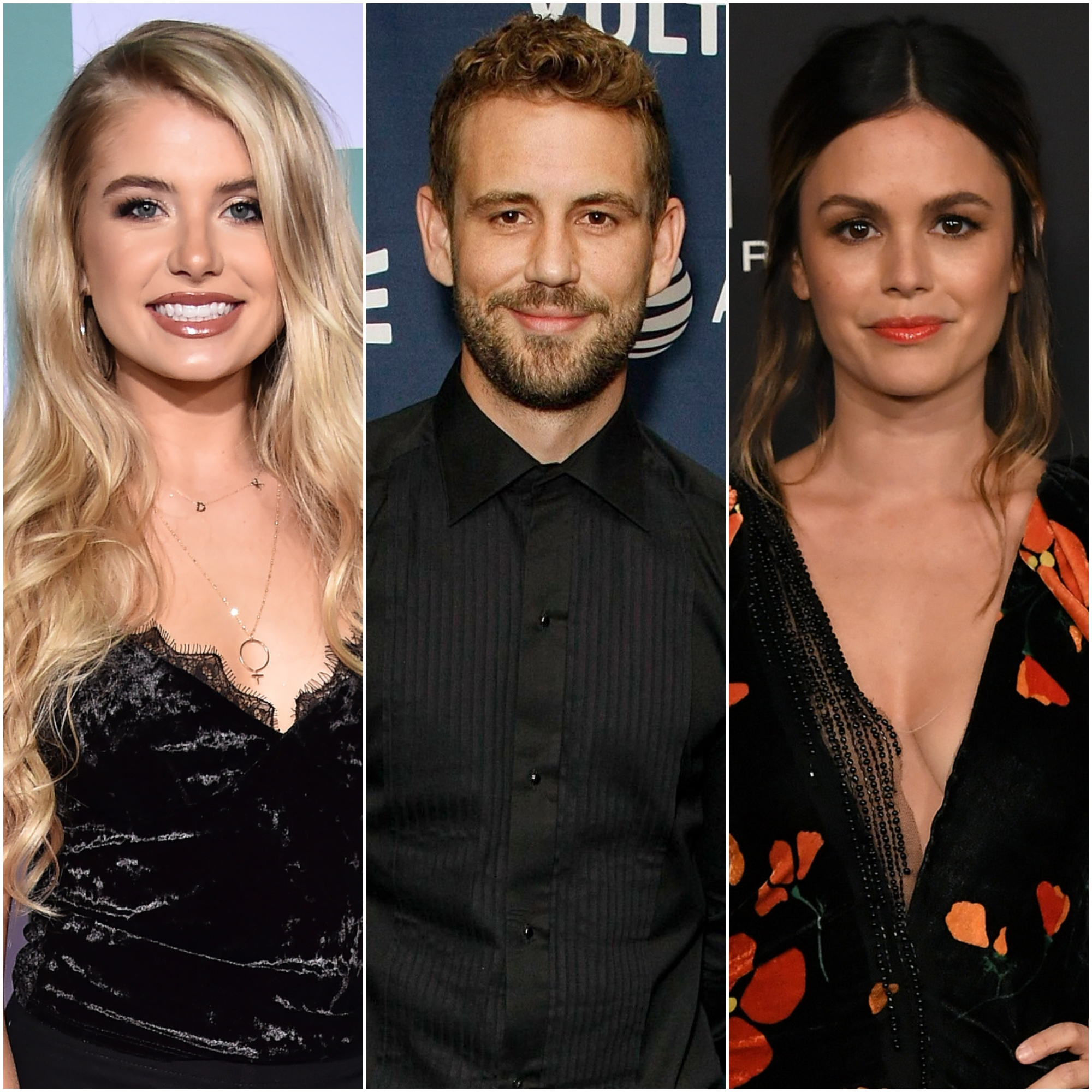 Nick Viall *Finally* Sets the Record Straight on Rachel Bilson and Demi Burnett Dating Rumors