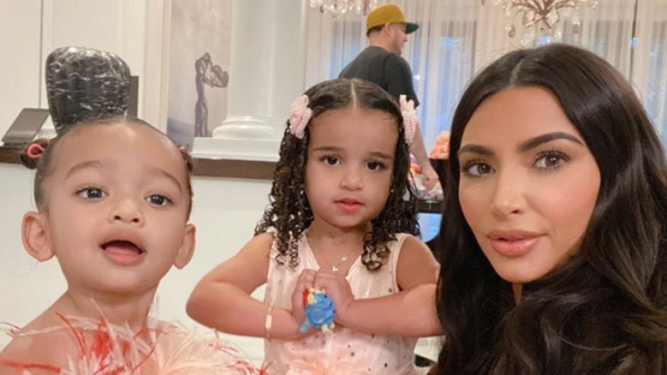 Dream Kardashian's Birthday Party With Cousins