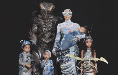 kardashian-west-family-halloween-costumes-bugs-life