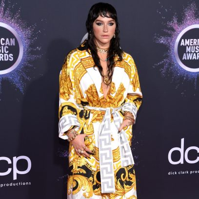 Kesha at the 2019 AMAs