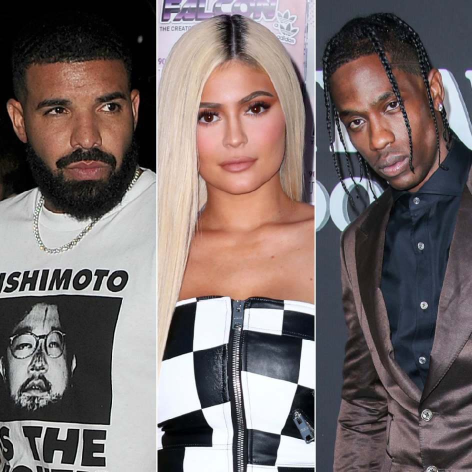 Kylie Jenner Supports Travis Scott At Astroworld Fest Amid