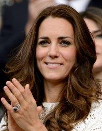 Kate Middleton royals' engagement rings?