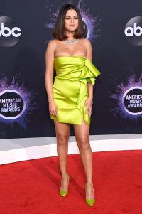 Selena Gomez Best Dressed Celebs 2019 AMAs