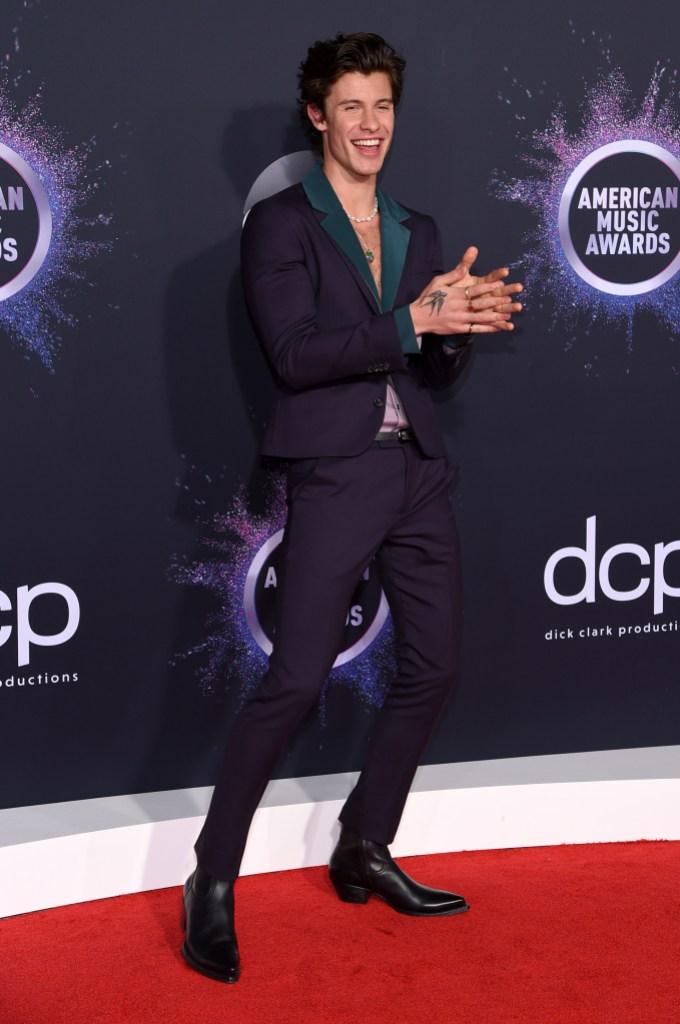 Shawn Mendes 2019 AMAs