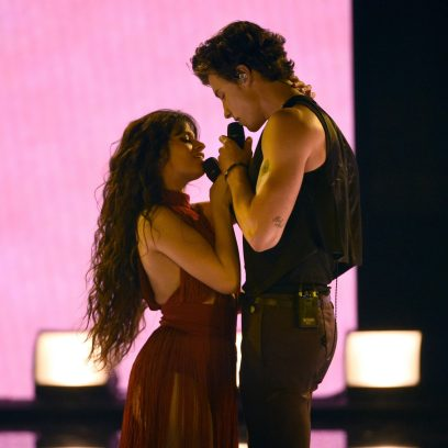 Shawn Mendes and Camila Cabello Performance PDA