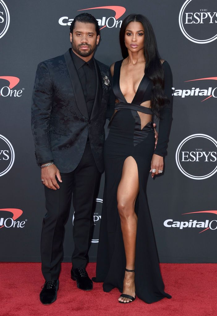 Ciara and Russell Wilson Marriage