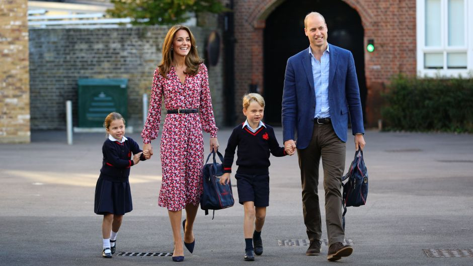 Prince George and Prince Charlotte Are Good At Swimming Says Prince William