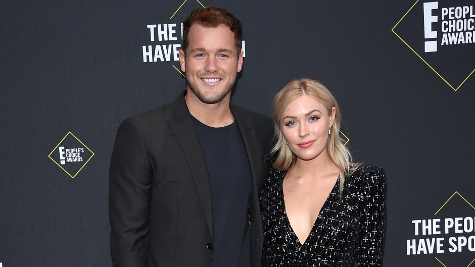 Colton Underwood Celebrates 1 Year Anniversary With Cassie Randolph After the Bachelor