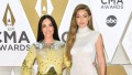 Gigi Hadid and Kacey Musgraves Pose Together at 53rd Annual CMA Awards 2019