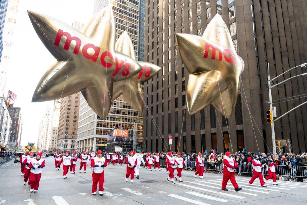Macy's Thanksgiving Day Parade, New York, USA - 22 Nov 2018
