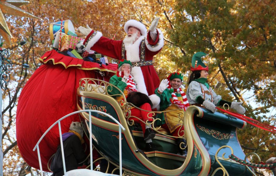 How to Watch the Macy's Thanksgiving Day Parade 2019