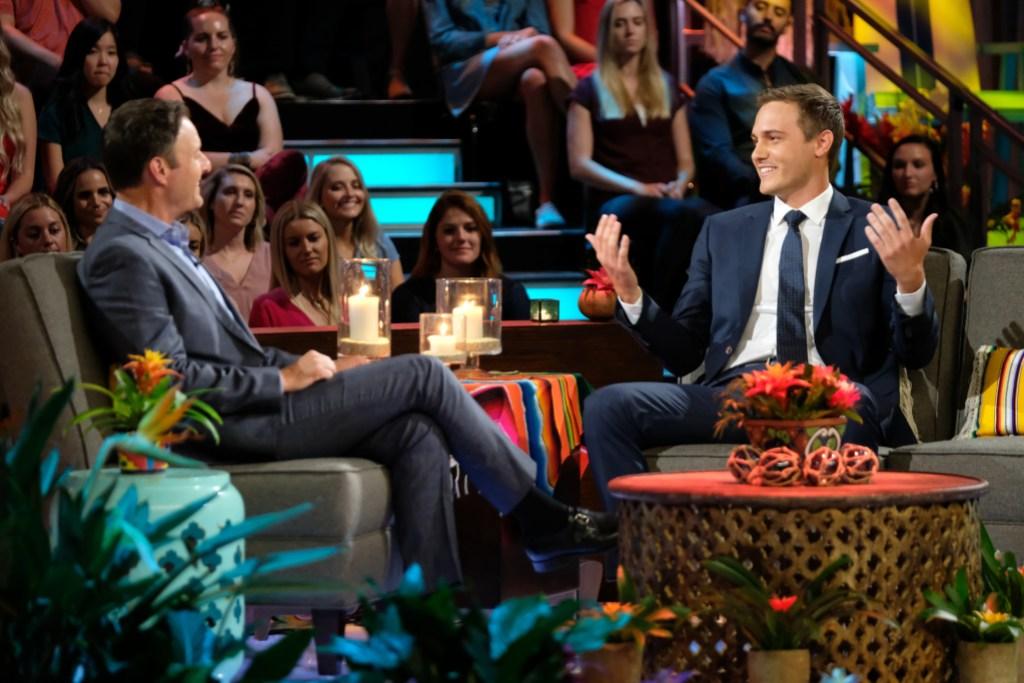 CHRIS HARRISON, PETER WEBER Bachelor Season Teaser