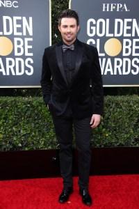 2020 Golden Globes, Jonathan Bennett