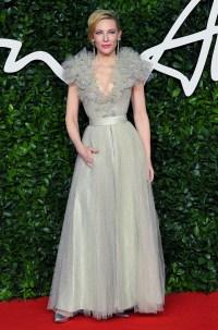Cate Blanchett The Fashion Awards UK