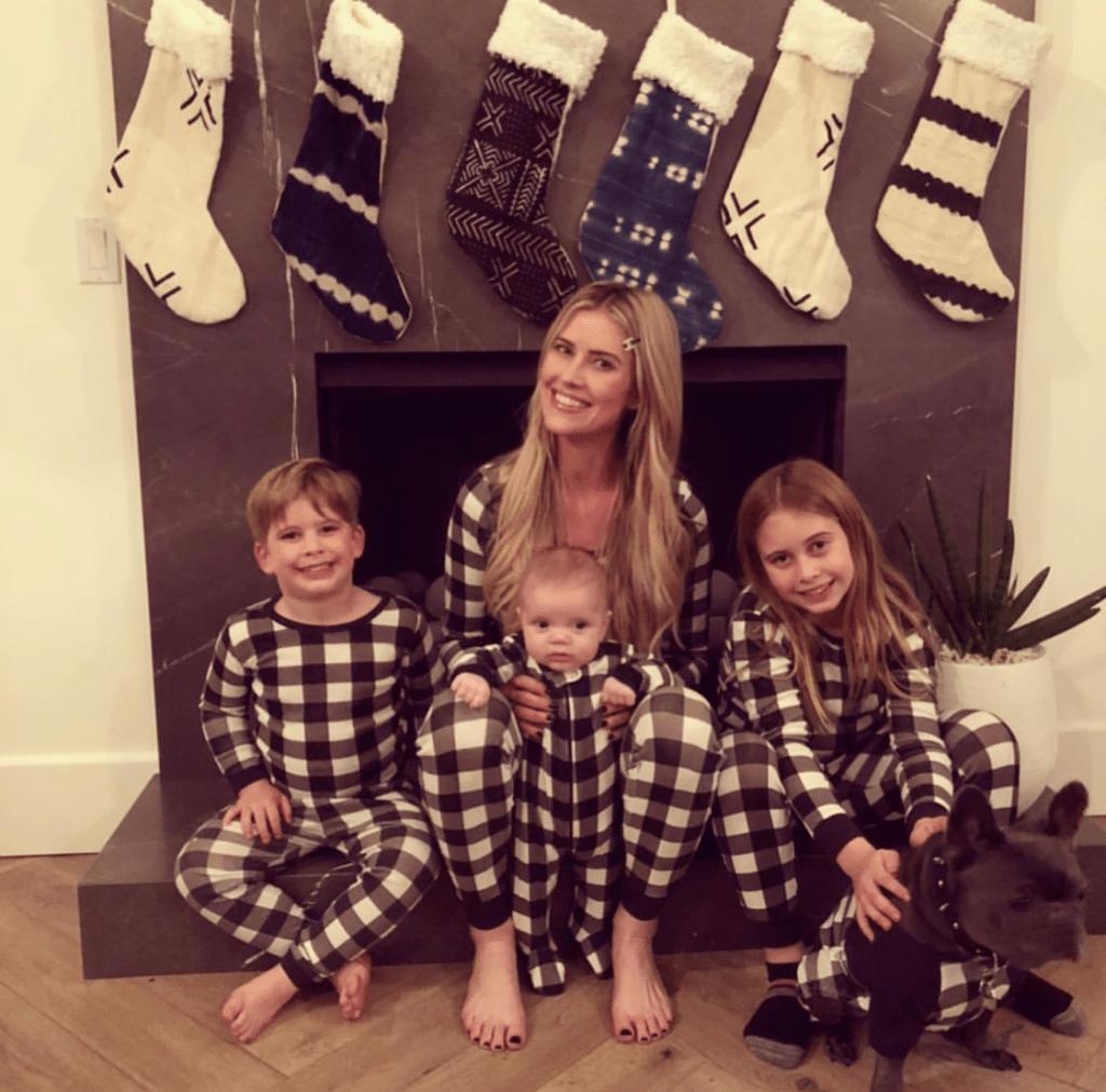 Christina Anstead's Kids