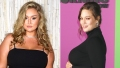 Hunter McGrady Admires How Open Ashley Graham Is About Pregnancy