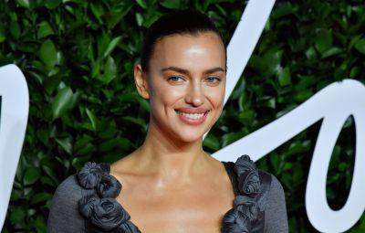 Irina Shayk at the The Fashion Awards