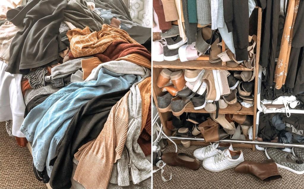 Jana Duggar Reveals Her Disorganized Messy Closet