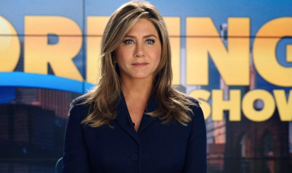 Jennifer Aniston in The Morning Show Golden Globe 2020 Nomination