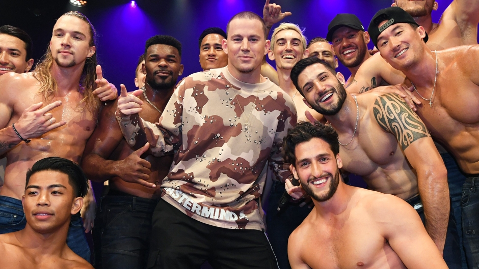 Jessie J Leaves Comment About Channing Tatum Magic Mike Moves