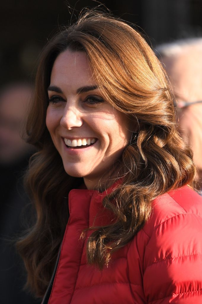 Kate Middleton Hair and Beauty Routine