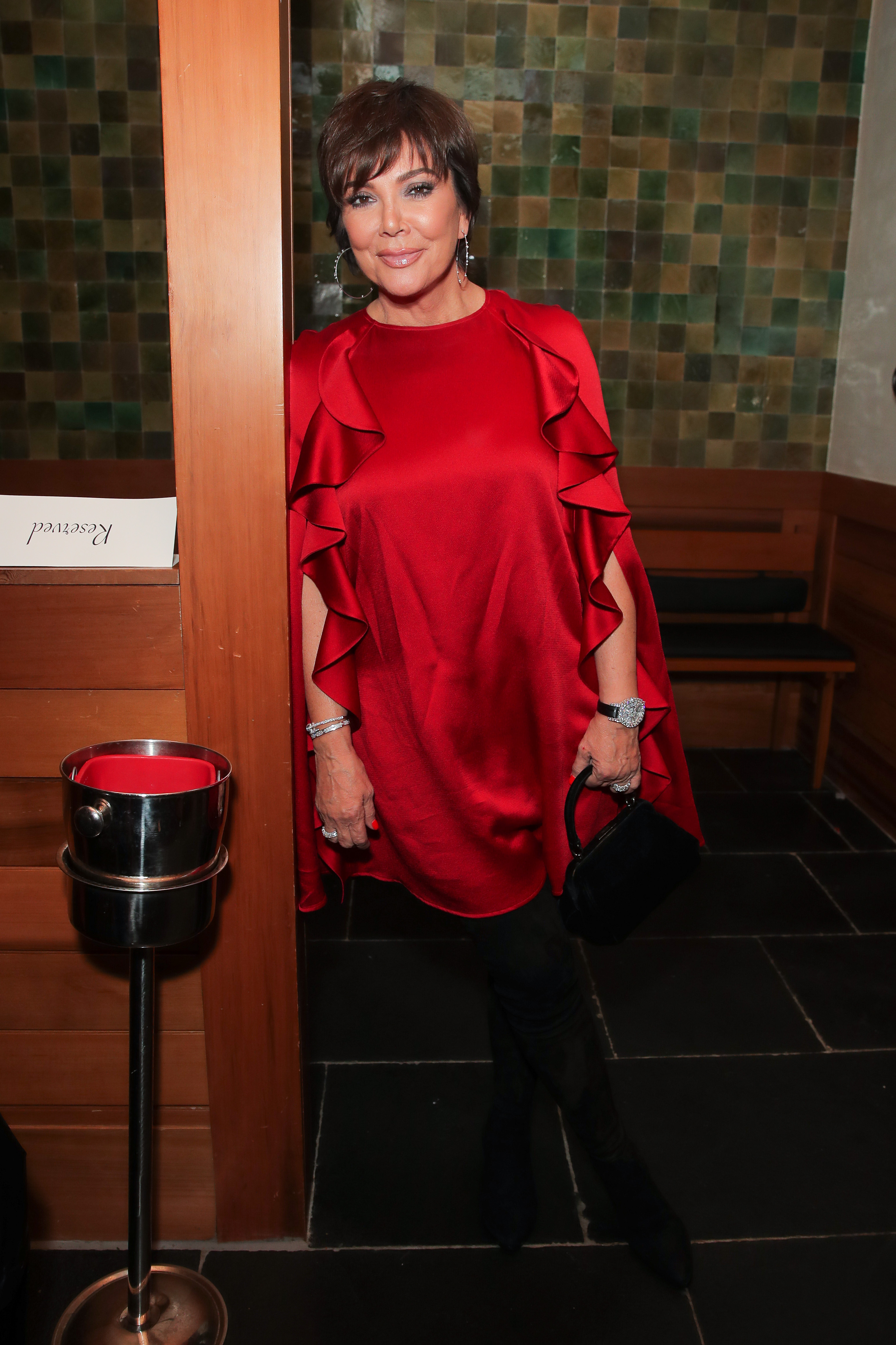 Kris Jenner Is 'Going All Out' for the Holidays: 'She Has a Team of Elves and Decorating Assistants'