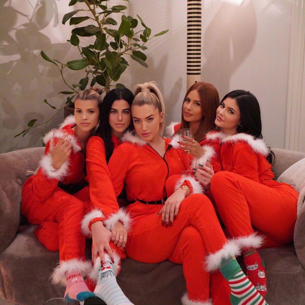 Sofia, Kylie, Anastasia, Victoria, Yris
