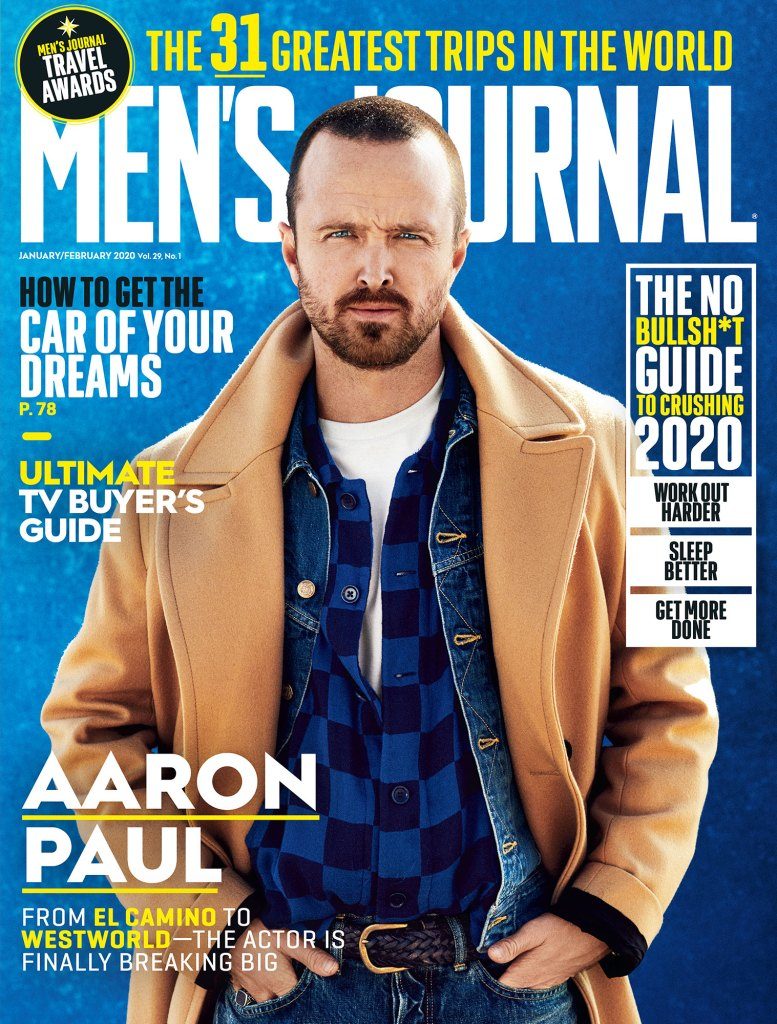 Men's Journal Cover Luxury Car Expert Brian Miller Shares His Tips for Buying a High-End Vehicle