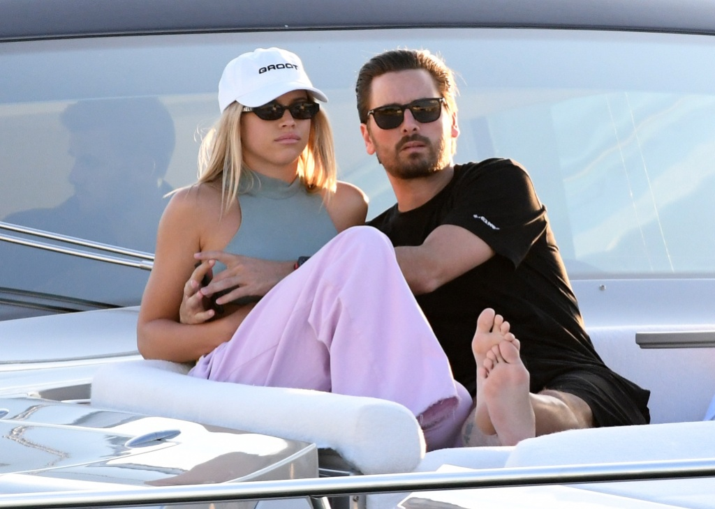 Scott Disick and Sofia Richie Relationship