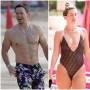 Mark-Wahlberg-Rhea-Flaunt-Beach-Bodies-1