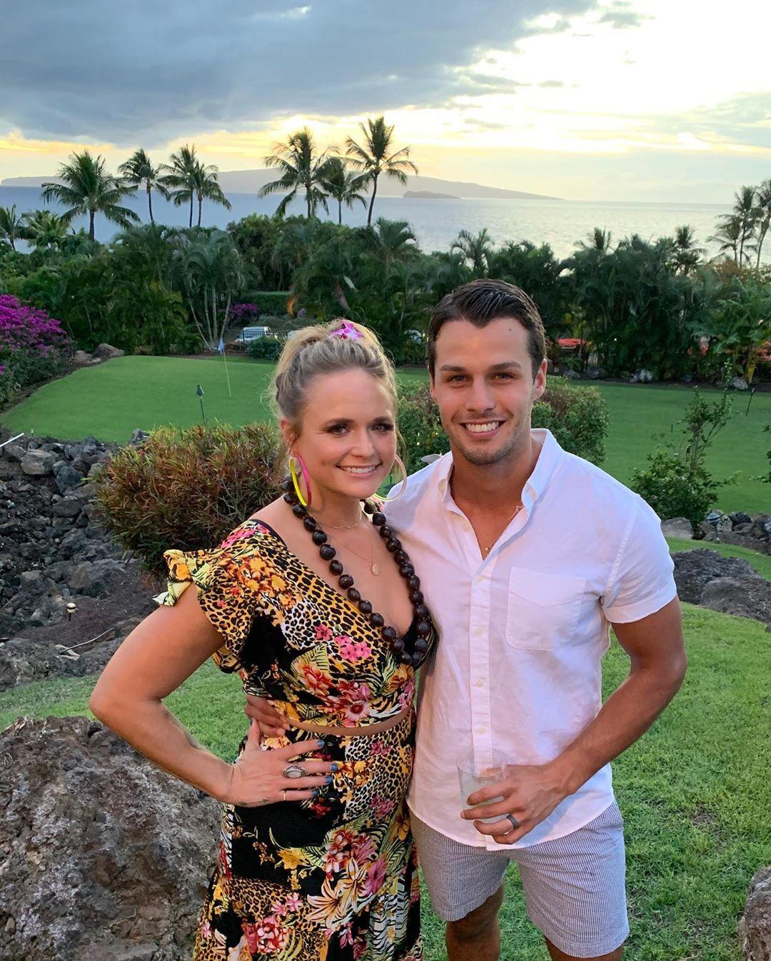 Too Cute! Miranda Lambert and Husband Brendan McLoughlin Cozy Up During Hawaiian Vacation