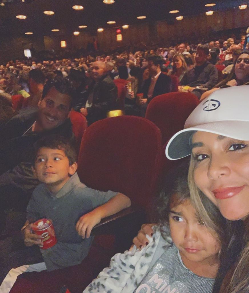 "Nicole ""Snooki"" Polizzi With Her Family"