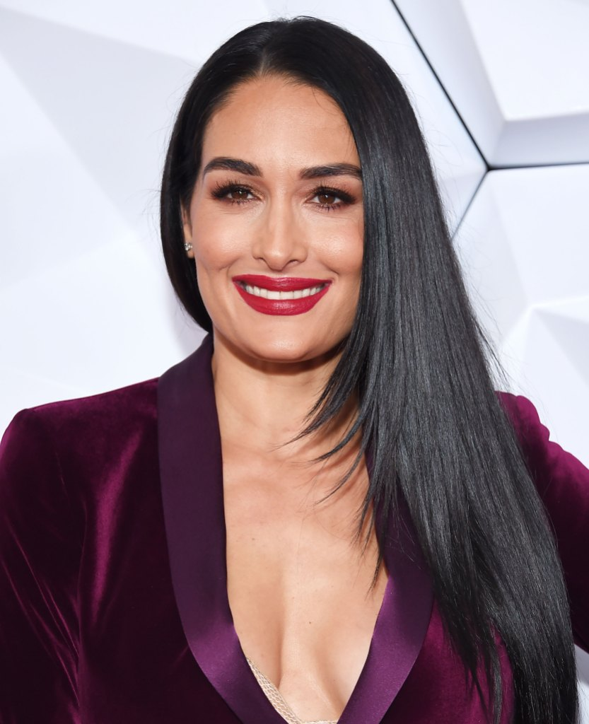 Nikki Bella Doesnt Mind That Her Grandma Stays in Touch With John Cena