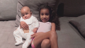 Psalm and North West